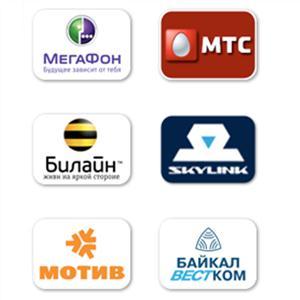 Операторы сотовой связи Опочки