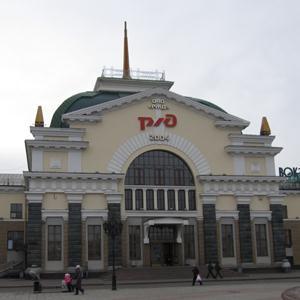 Железнодорожные вокзалы Опочки